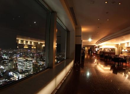 JRタワー展望室T38 内観写真