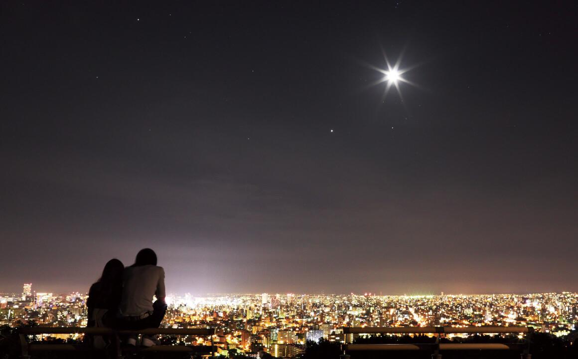 札幌夜景観光ガイド、WEBサイトをオープンしました。